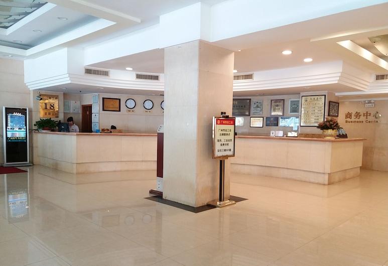 廣州江悅酒店, 廣州市