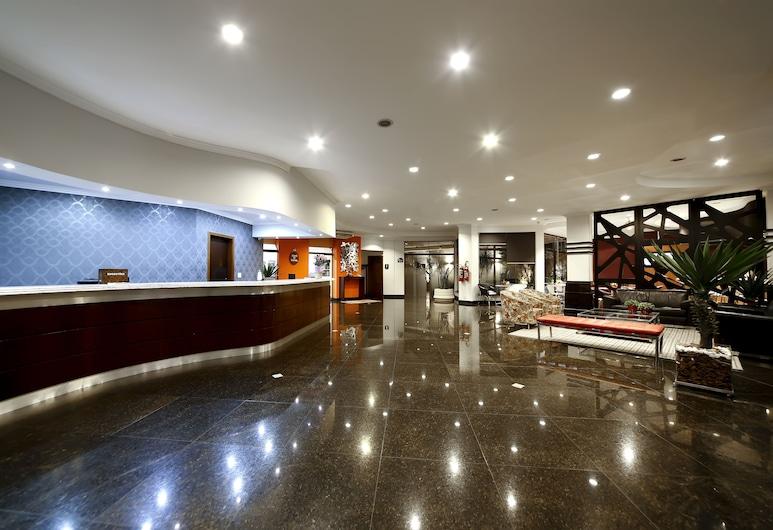Grand Hotel Royal Sorocaba by Atlantica, Sorocaba, Vstupní hala