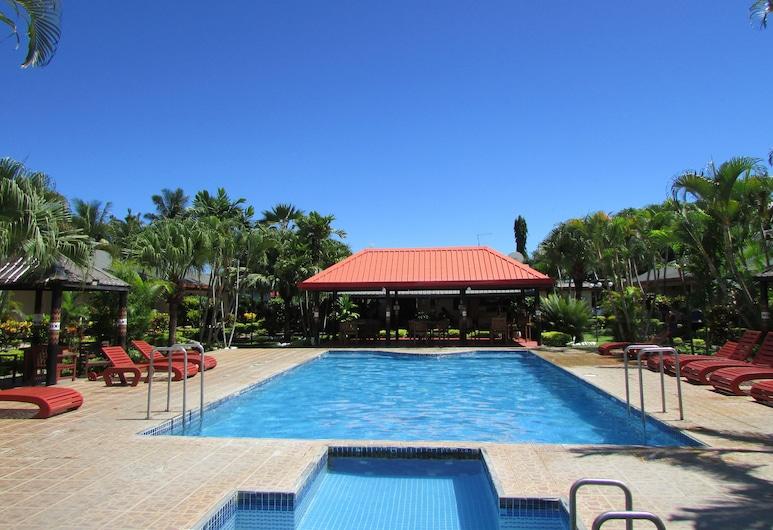 Wailoaloa Beach Resort Fiji, Nadi, Útilaug