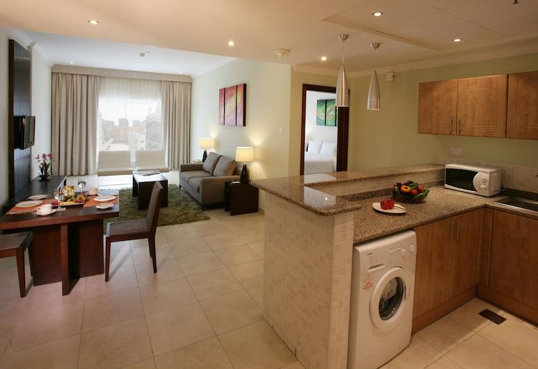 Auris Hotel Apartments Deira, Dubai, Suite Deluks, 1 kamar tidur, Kamar
