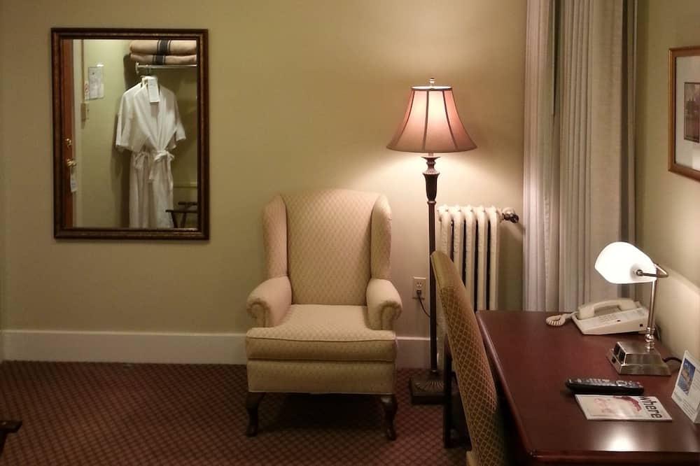Superior Oda, 2 Tek Kişilik Yatak - Oturma Alanı