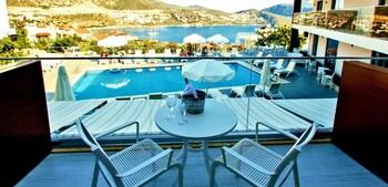 Kaş bölgesindeki Rhapsody Hotel & Spa Kalkan resmi