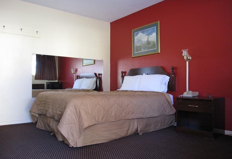 بالاس إن, ديس موينس, غرفة عادية - سرير كبير - للمدخنين, غرفة نزلاء