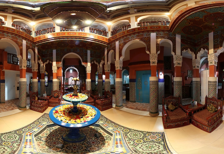 Moroccan House Hotel Casablanca, Kasablanka, Registratūra