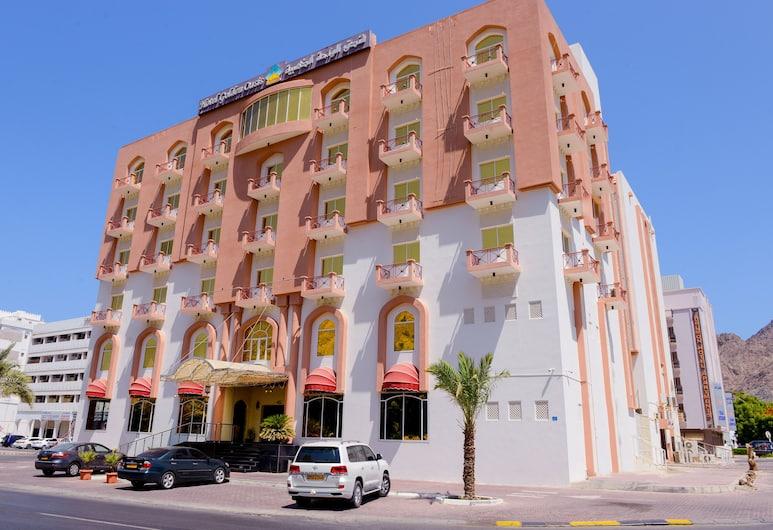 OYO 103 Hotel Golden Oasis, Maskat, Hotelfassade