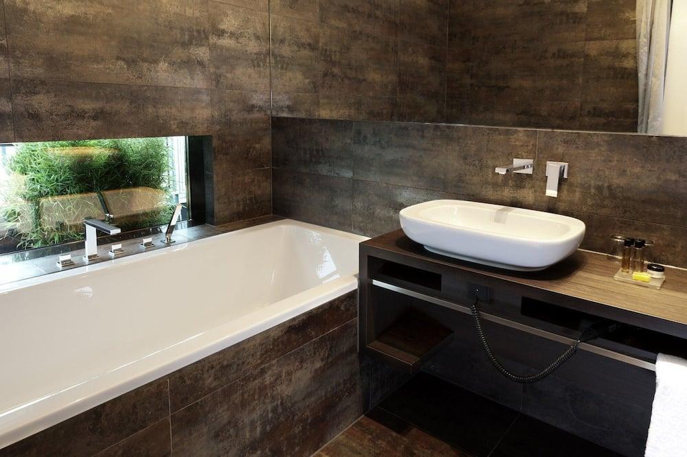 Premier-Suite (Spa) - Wohnbereich