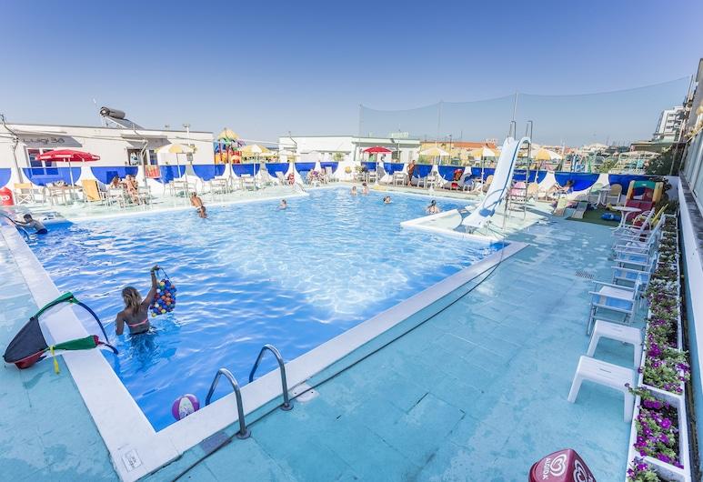Hotel Stella Maris, Cesenatico, Outdoor Pool