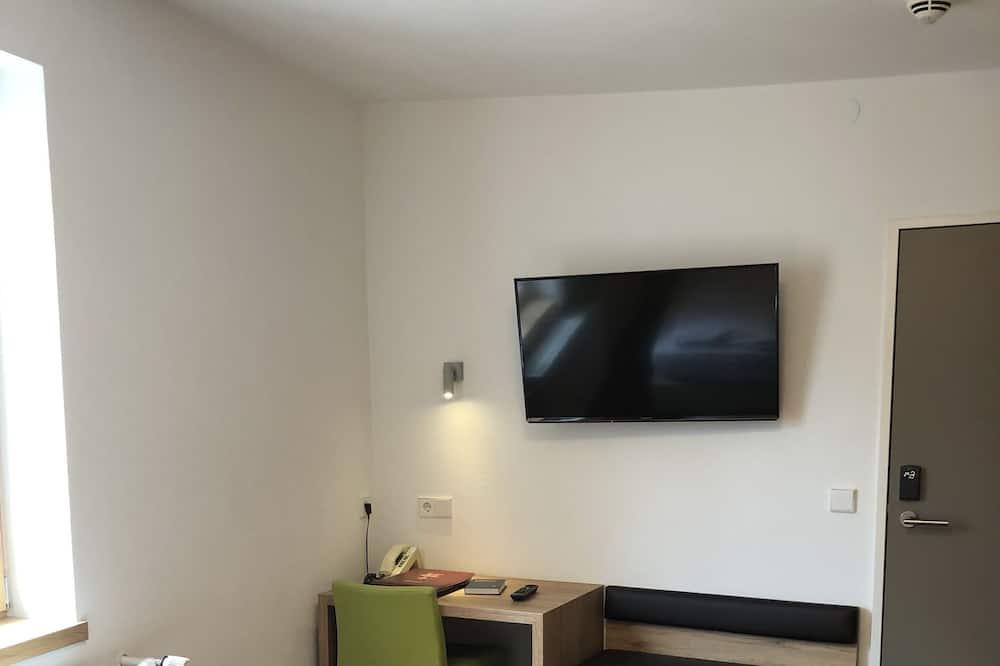 غرفة اقتصادية للاستخدام الفردي (smaller and cheaper than other rooms) - منطقة المعيشة
