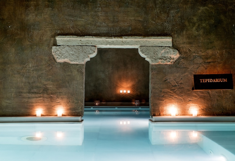 Aire Hotel & Ancient Baths, Almeria, Spa