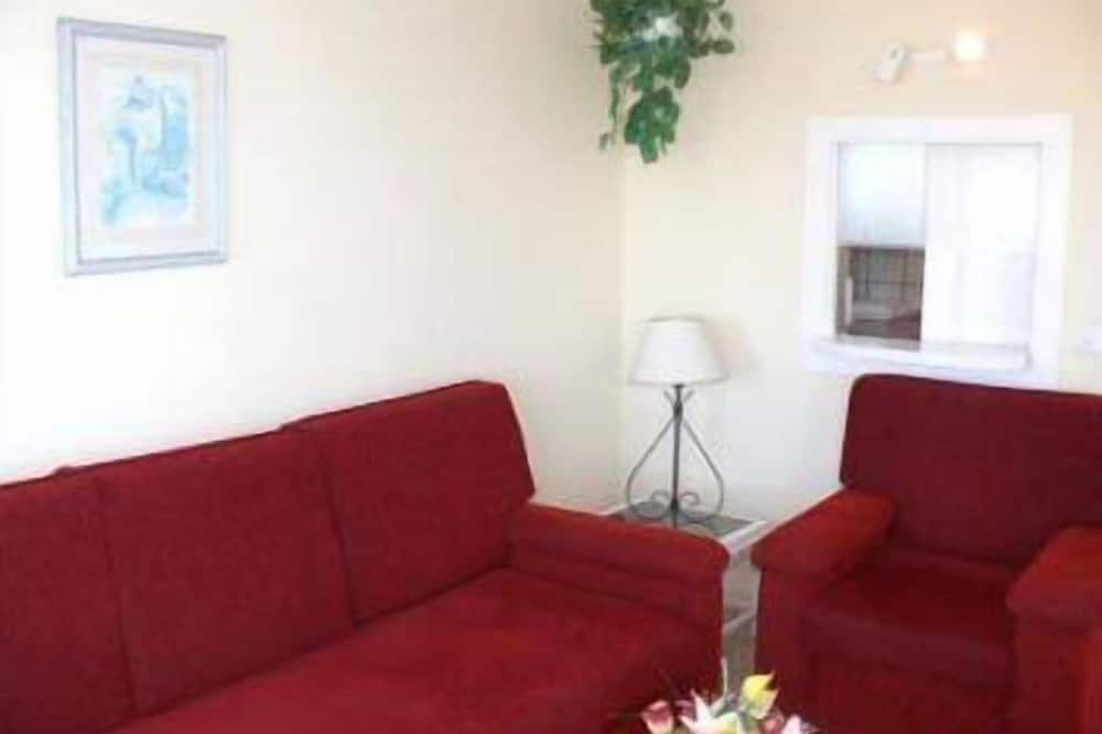 Superior Apartment, 1 Bedroom, Sea View - Living Area
