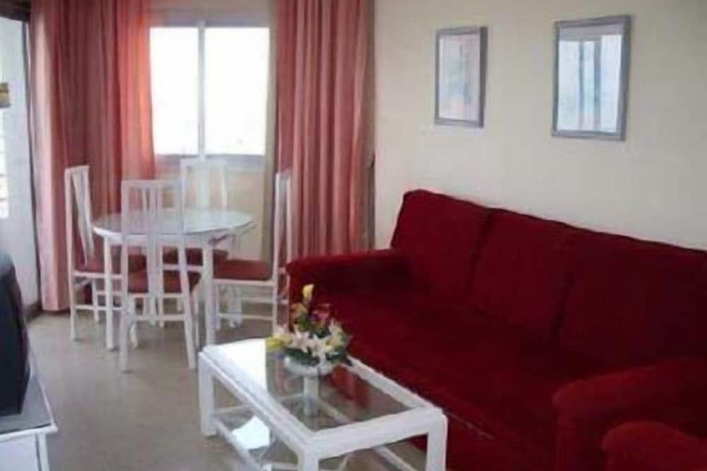 Superior-lejlighed - 1 soveværelse - havudsigt - Stue
