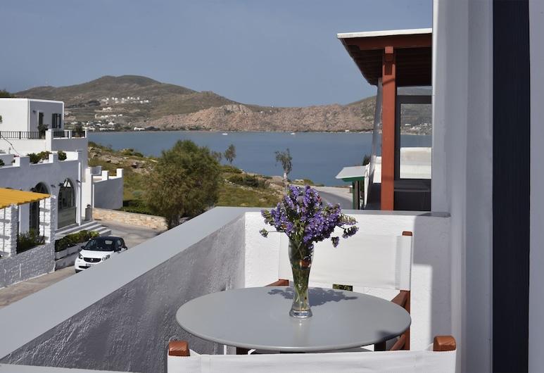 Mersina Exclusive, Paros, Superior Double Room, 1 Bedroom, Sea View, Balcony
