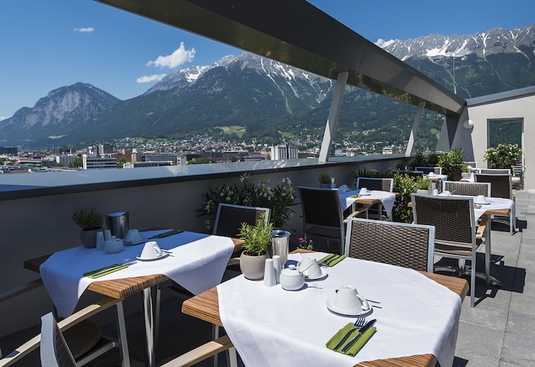 Ramada by Wyndham Innsbruck Tivoli, Innsbruck, Terrazza/Patio