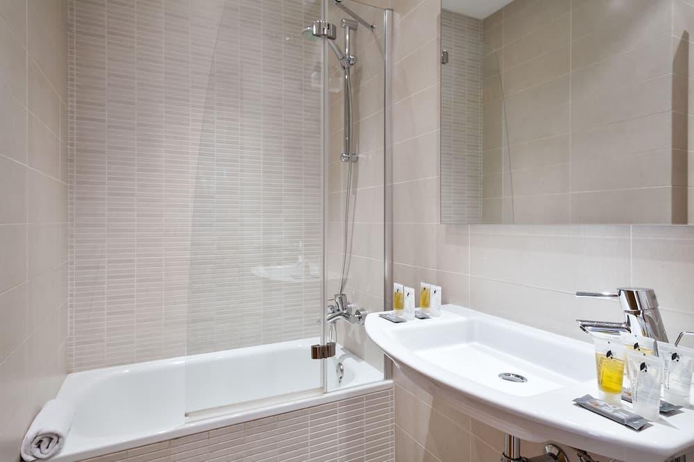 Lejlighed - 3 soveværelser - Badeværelse