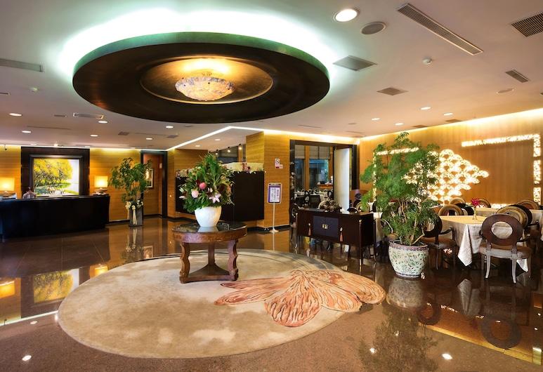 京城大飯店, 高雄市, 大廳
