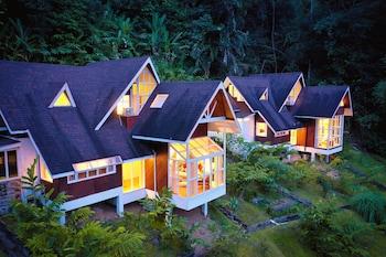 A(z) Sutera Sanctuary Lodges at Poring Hot Springs hotel fényképe itt: Ranau