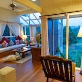 Palm Villa - Living Room