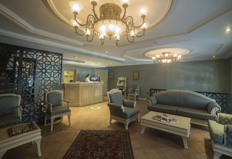 Sarnic Premier Hotel, Istanbul, Sitteområde i lobbyen
