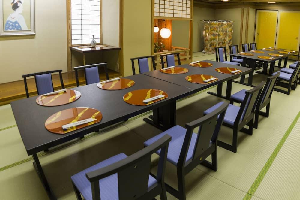 Phòng Tiêu chuẩn (Ishicho Shogikuen Tower Japanese Room) - Ăn uống tại phòng