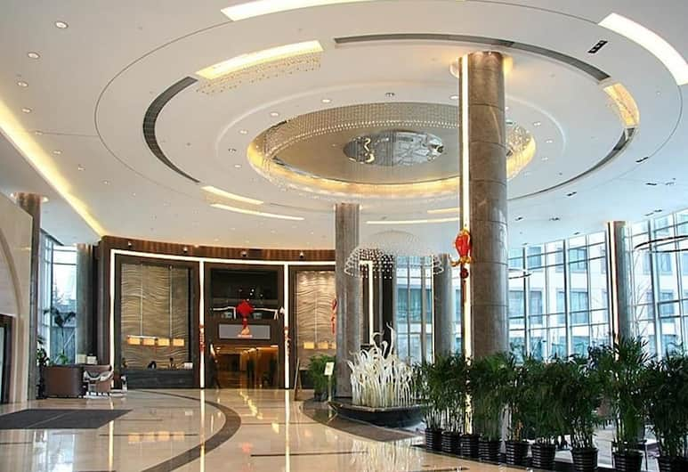 All-legend International Hotel - Tianjin, Tianjin, Lobby