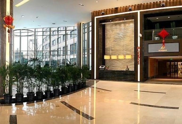 All-legend International Hotel - Tianjin, Tianjin, Vstupní hala