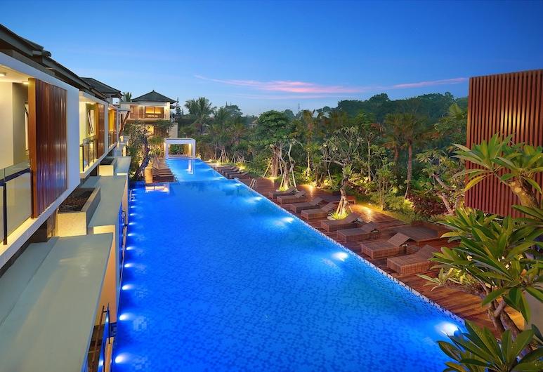 Royal Kamuela Villas & Suites at Monkey  Forest, Ubud, Ubud, Välibassein