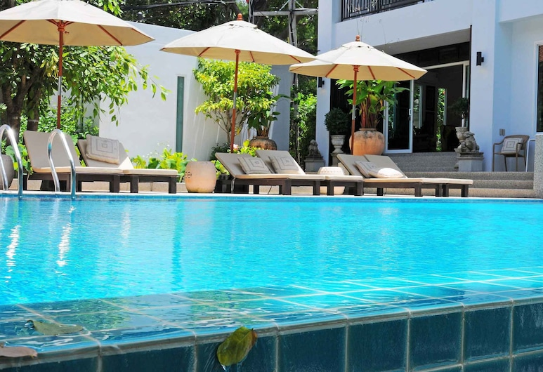 Ndol Streamside Thai Villas, Muak Lek, Outdoor Pool