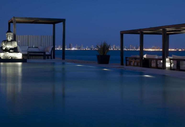 Serena Hotel, Punta del Este, Piscina al aire libre