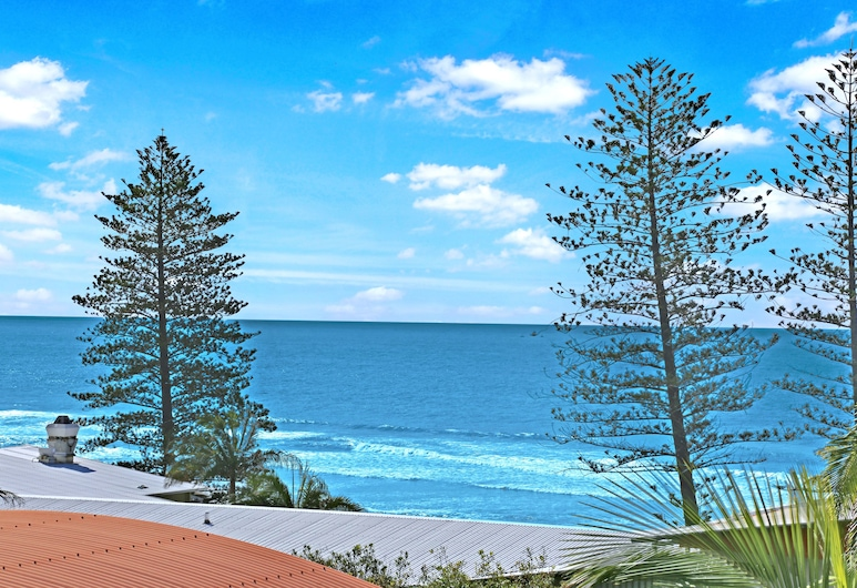 Surf Dance, Coolum Beach, View from property