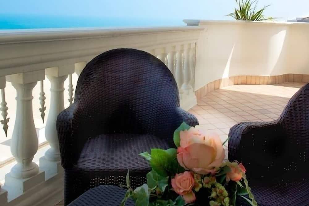 Habitación doble superior, vista al mar - Balcón