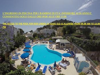 Selline näeb välja Villa San Felice, Capri