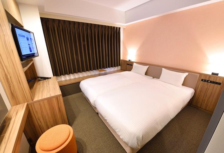 博多綠色天神飯店, 福岡, 雙床房, 非吸煙房 (Hollywood), 客房