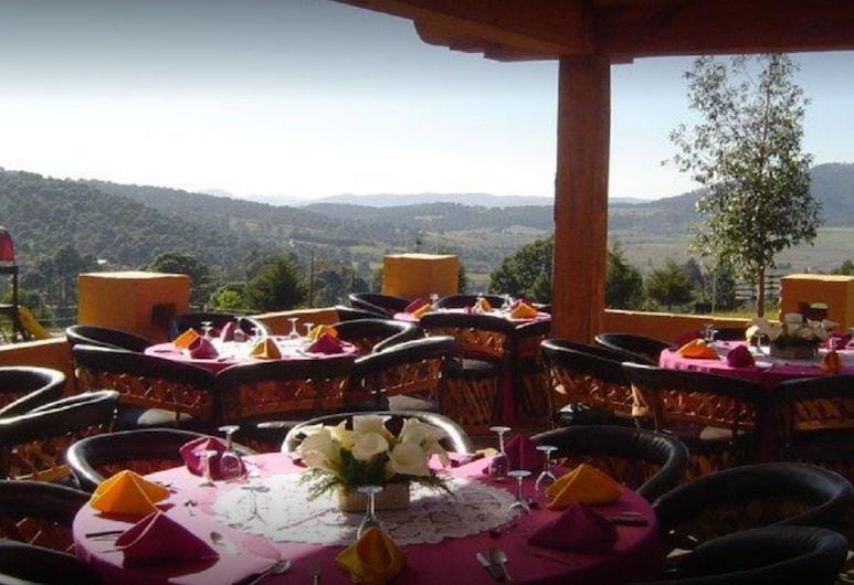 Best Western Sierra Mazamitla, Mazamitla, Hiên