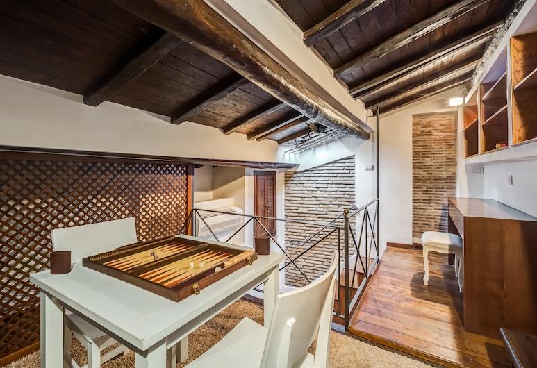 Luxury Navona, Rome, Suite, Living Area