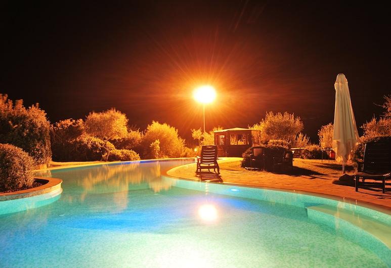 Hotel Giardino Corte Rubja, Iglesias, Alberca al aire libre