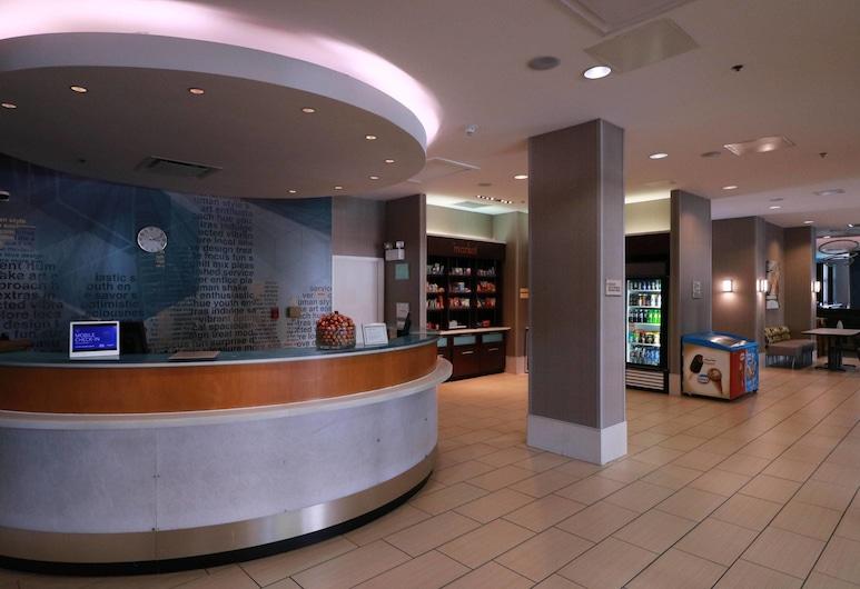 스프링힐 스위트 바이 메리어트 샌안토니오 앨라모 플라자/컨벤션 센터, 샌안토니오, 로비