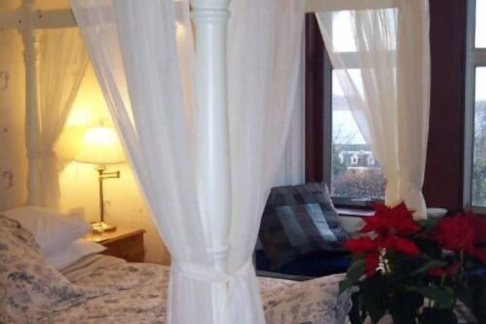 غرفة مزدوجة - بحمام داخل الغرفة (Large Four Poster) - غرفة نزلاء