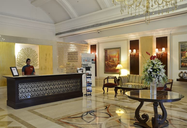 Country Inn & Suites by Radisson, Delhi Satbari, New Delhi, Reception