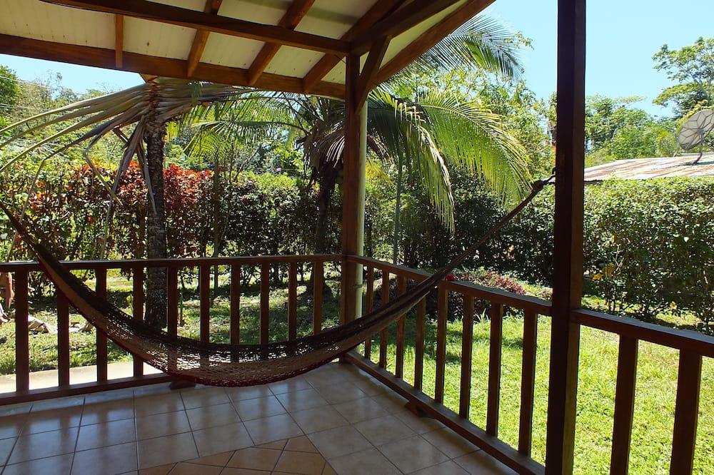 Standartinio tipo kambarys (Rosada Pequeña) - Terasa / vidinis kiemas