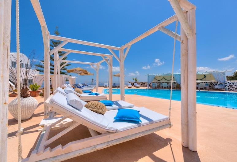 Dream Island Hotel, Santorini, Piscina Exterior