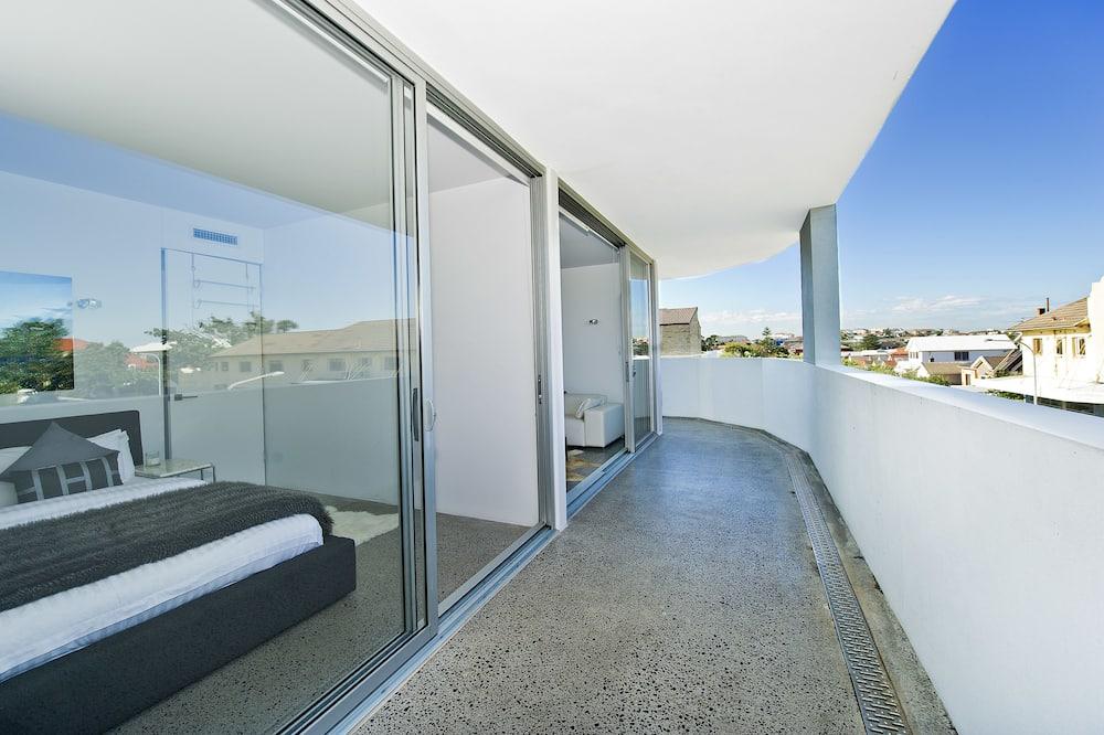Standaard appartement, 2 slaapkamers, niet-roken, keuken (1 Bth Apt Min 7) - Balkon