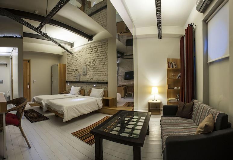 Peradays, Istanbul, Dreibettzimmer, Zimmer
