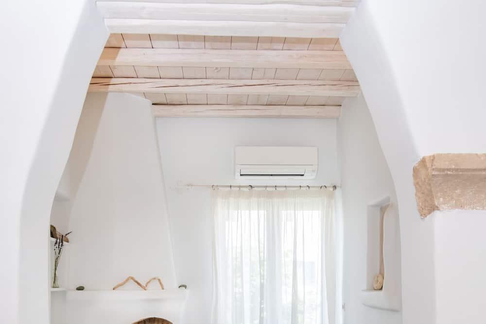 Habitación superior, bañera de hidromasaje - Zona de estar