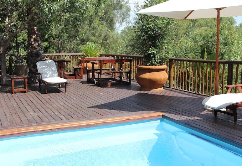 Gumtree Guest House, Oudtshoorn, Outdoor Pool