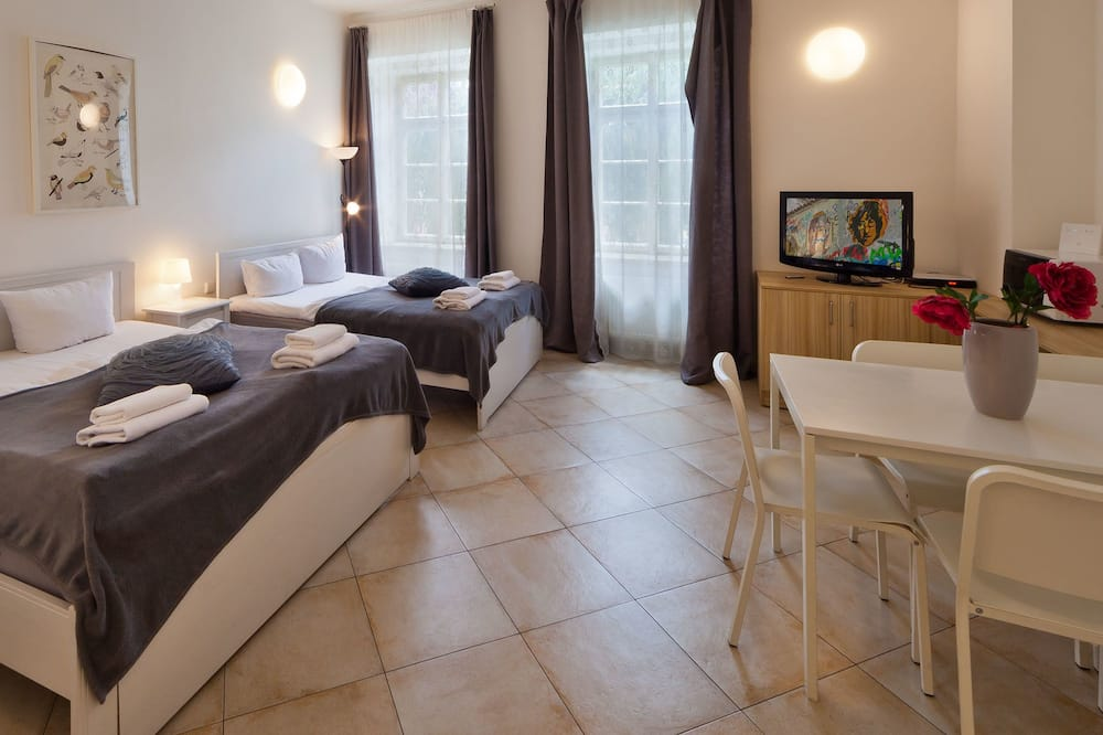 Studio (C8) - Living Room
