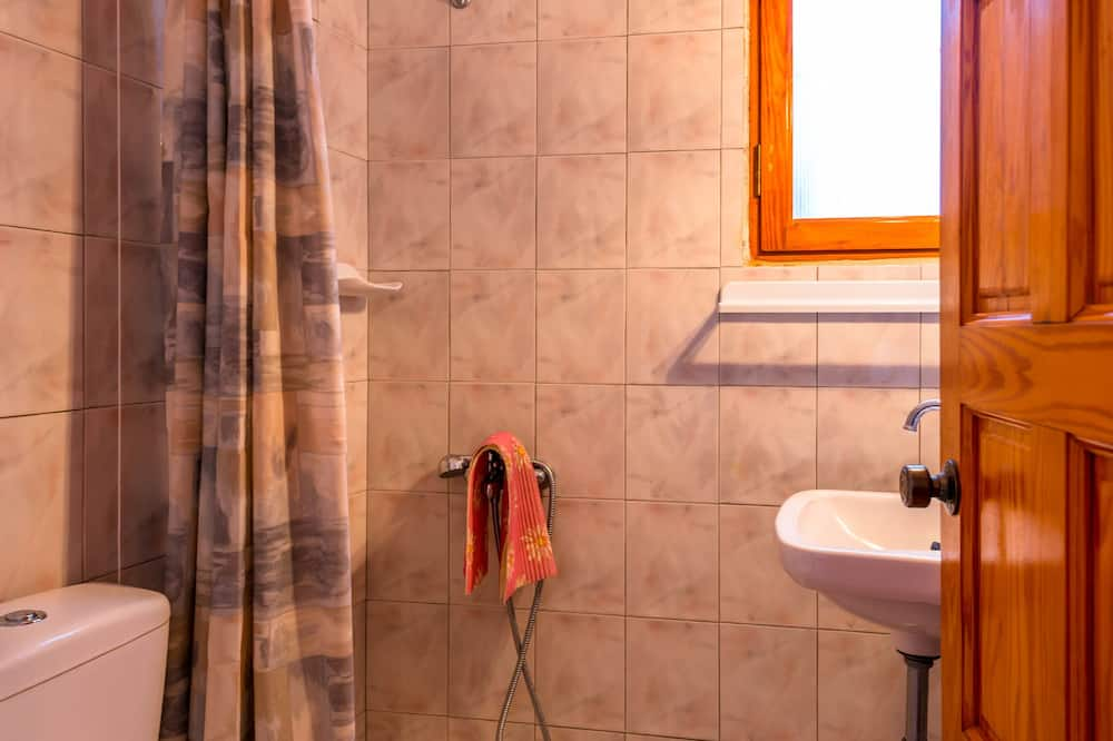 Ekonominės klasės vienvietis kambarys - Vonios kambarys