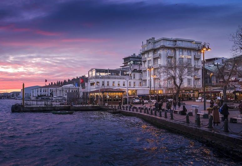 ذا ستاي بوسفوروس, إسطنبول, في المنطقة الخارجية