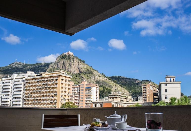 Marbela Apartments & Suites, Palermo, Appartamento Deluxe (size L), Terrazza/Patio