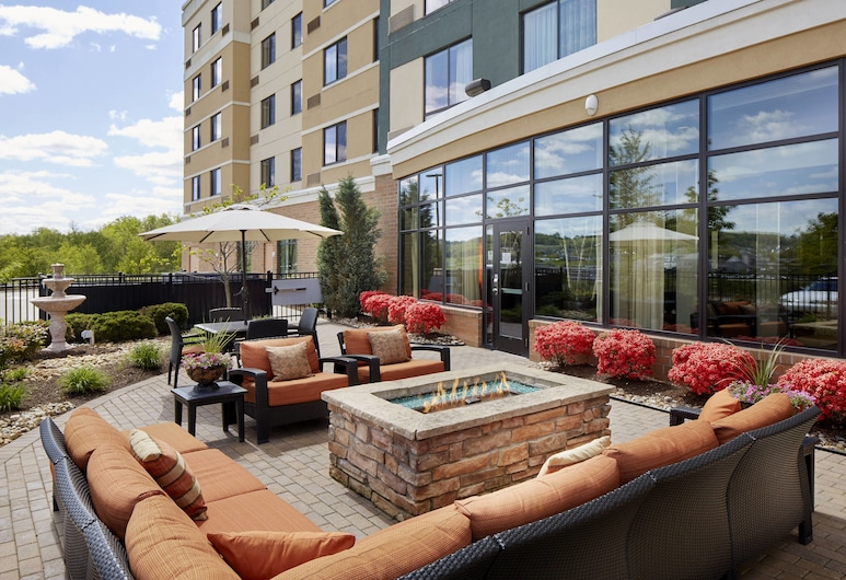 Courtyard by Marriott Pittsburgh Washington/Meadow Lands, Washington, Balcón