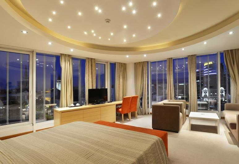 Centar Hotel, Novi Sad, Deluxe-Doppelzimmer, Zimmer